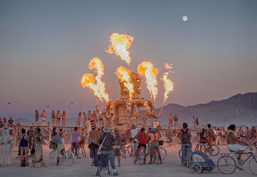 2019 Burning Man Helicopter Charters