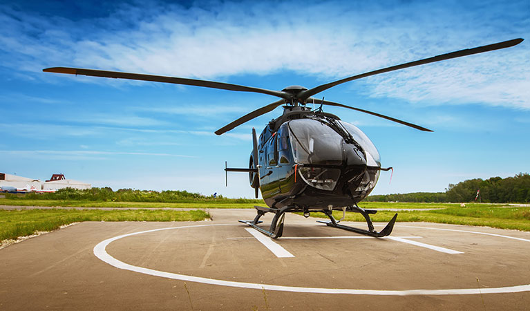 Oakland Helicopter Services
