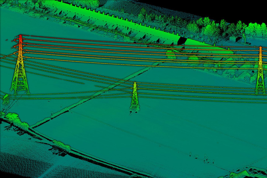 How Does a Helicopter LIDAR System Work?