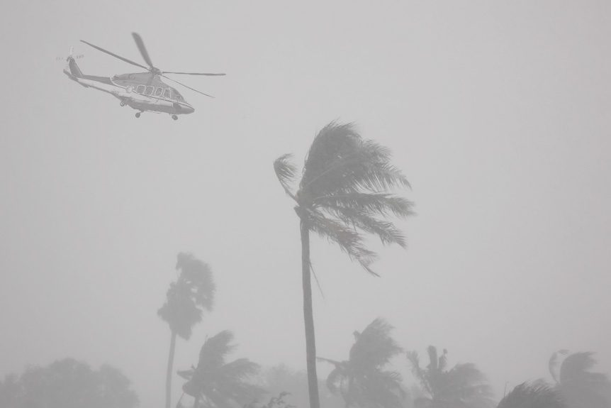 Hurricane Helicopter Support in Miami - Hurricanes in Miami