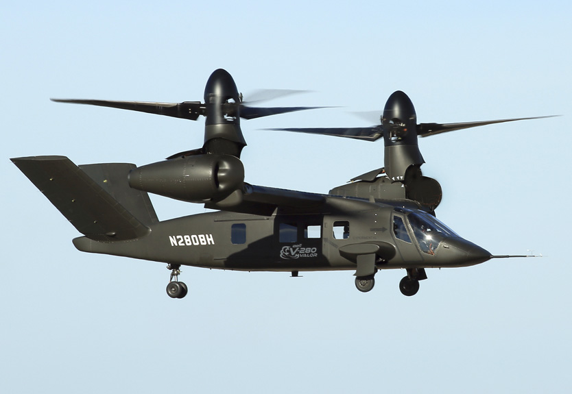 The Sky's the Limit for Future Helicopters