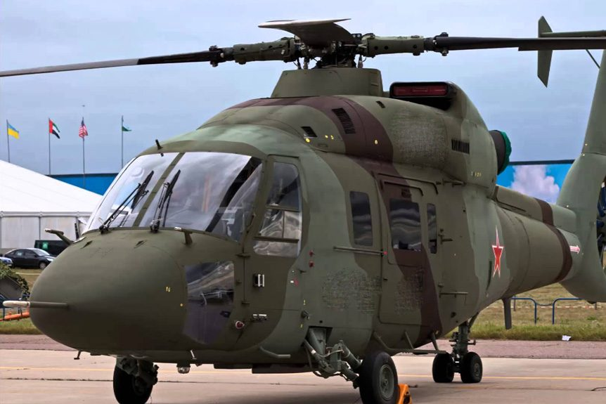 Bolster Your Output with a Kamov Ka-60 Helicopter Today