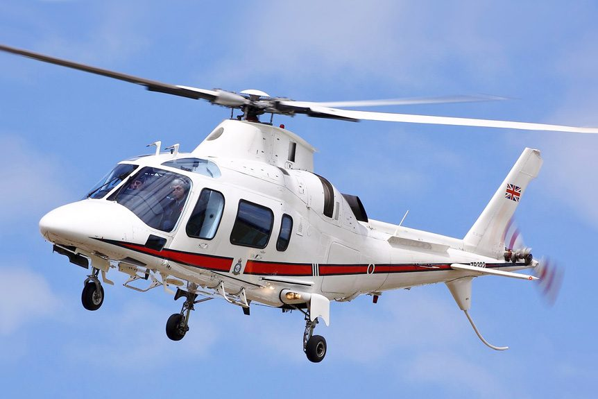 Italian Made: The AgustaWestland AW109