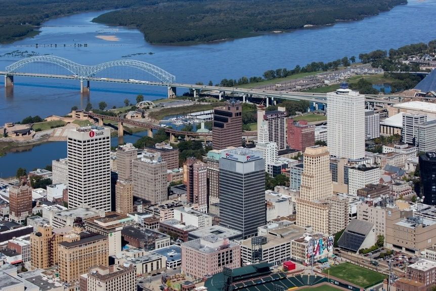 Aerial Video Production Services by Memphis Helicopters