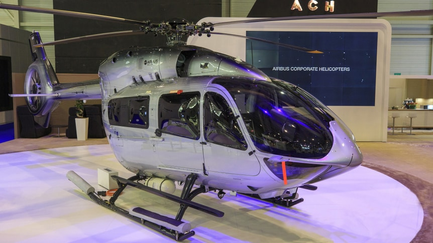 Airbus Corporate Helicopters Provides Customized Service