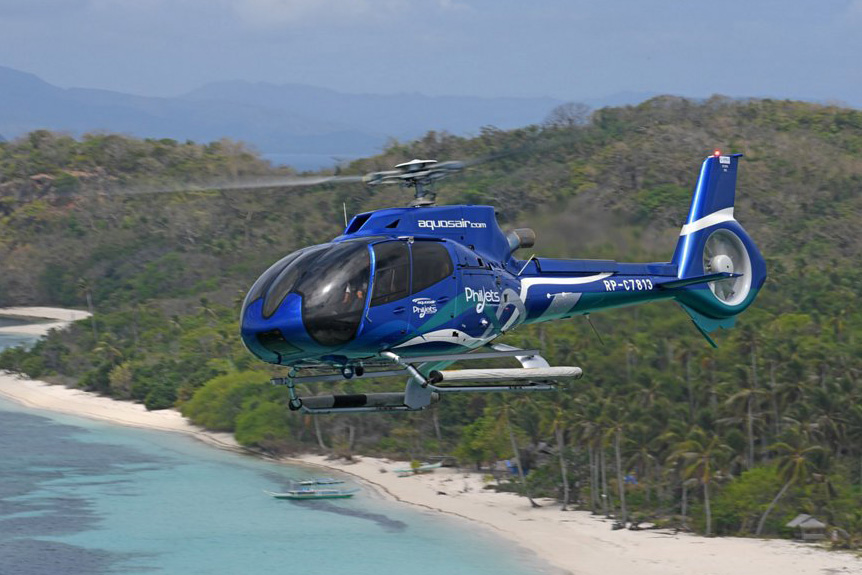 Unrivaled Aerial Prowess, with the Airbus H130