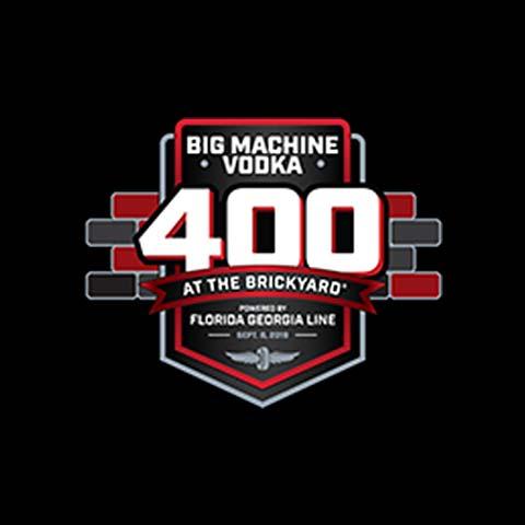 Big Machine Vodka 400 at the Brickyard - NASCAR Helicopter Charters