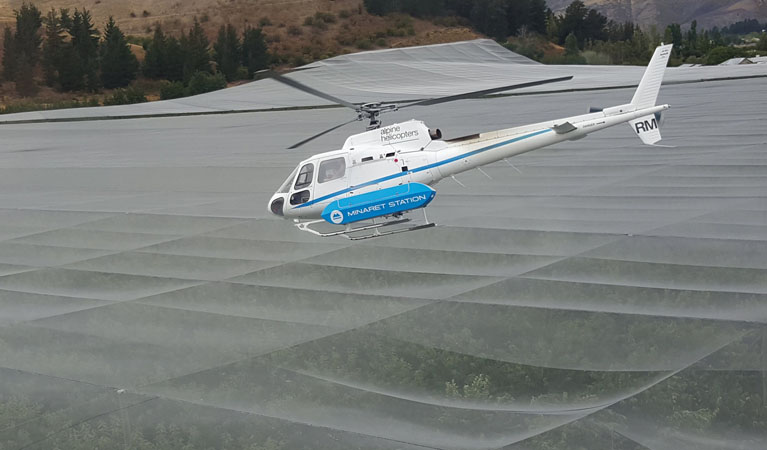 Alaska Helicopter Field Drying Solutions