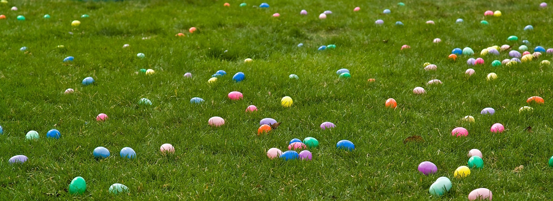 Helicopter Easter Egg Drops - Fundraising Ideas