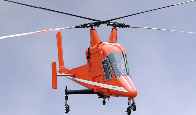 Kaman K-Max : Helicopter Lift Services