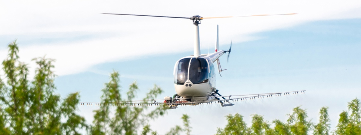 Aerial Agriculture and Aerial Application Services