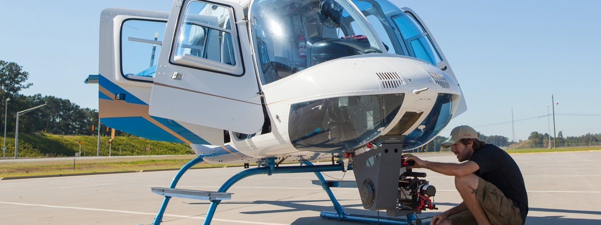 Helicopter Aerial Surveying