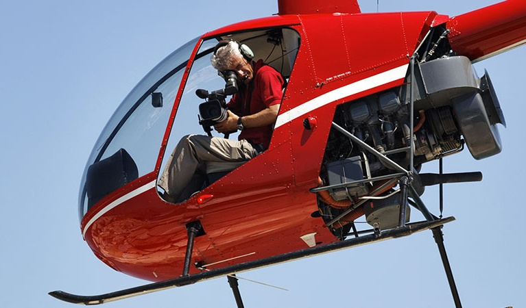 Aerial Photography - Environmental Helicopter Services
