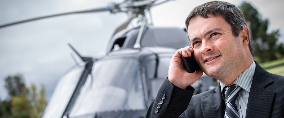 Corporate Helicopter Charters - Corporate Helicopters