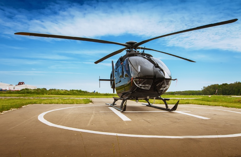 Airport Helicopter Transfers - Corporate Helicopter Charters