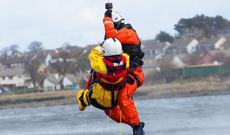 Emergency Response - Helicopter Recovery Services