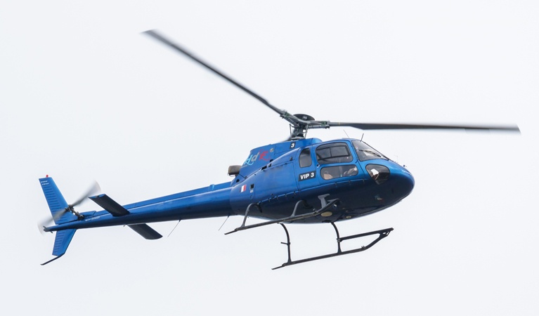 Erickson Eurocopter AS350 - Salvage Recovery - Helicopter Recovery Services