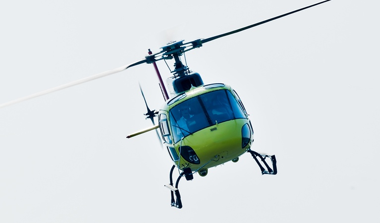 Eurocopter AS350 - Thermal Imaging Services