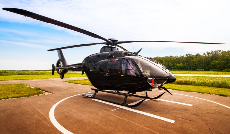 Marketing Tools - Helicopters Airport Transfer