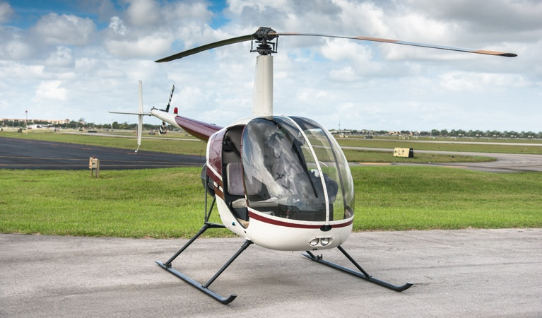 Onboard Courier - Helicopters Airport Transfer