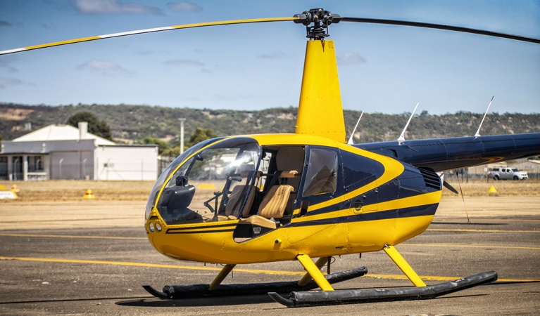 Government Agencies - Helicopters Airport Transfer