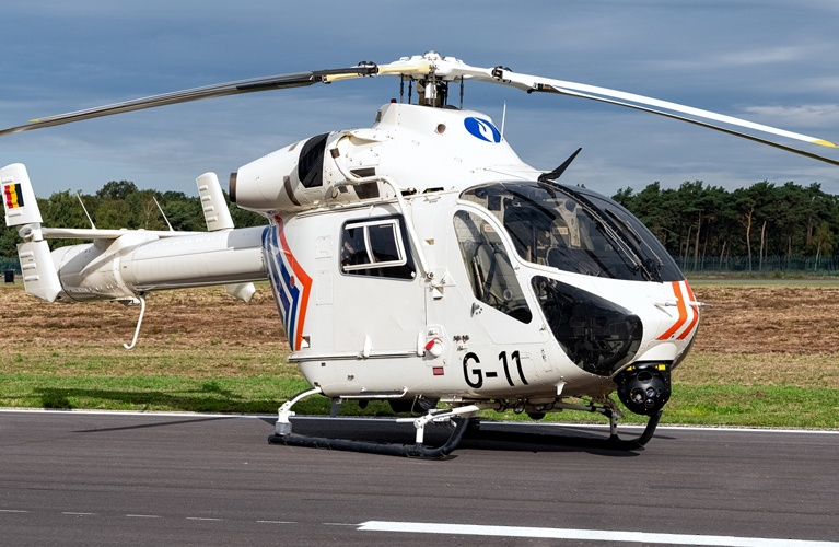 McDonnell Douglas MD 900 - Corporate Helicopter Charters