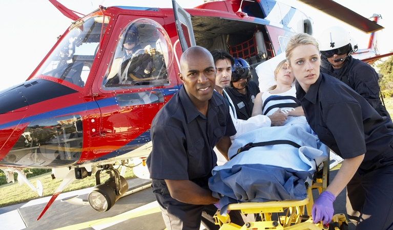 Medevac Services - Offshore Operations