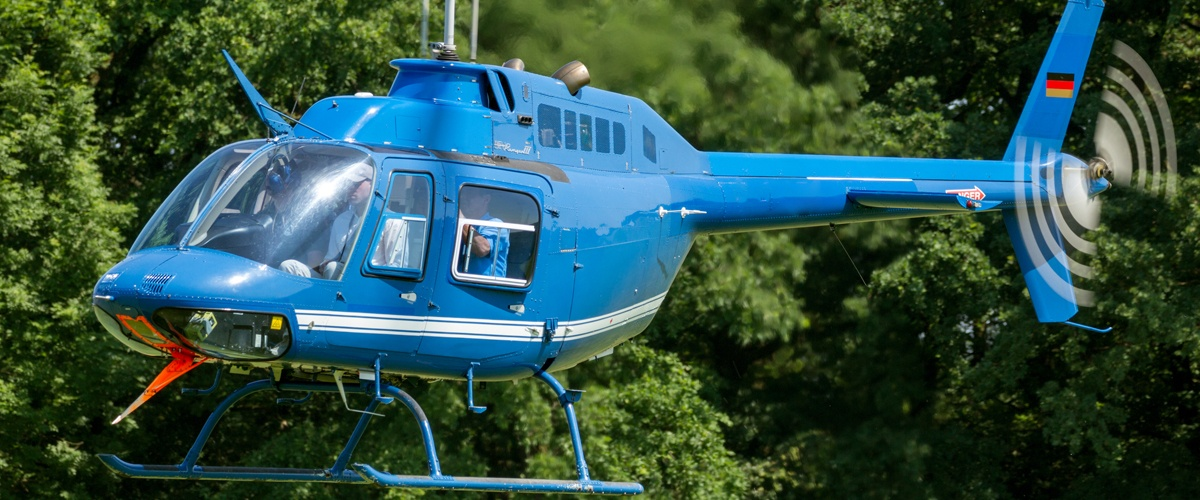 Thermal Imaging Helicopters - Thermal Imaging Services