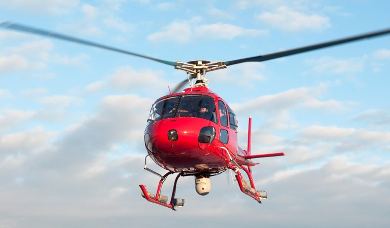Thermal Imaging - Environmental Helicopter Services
