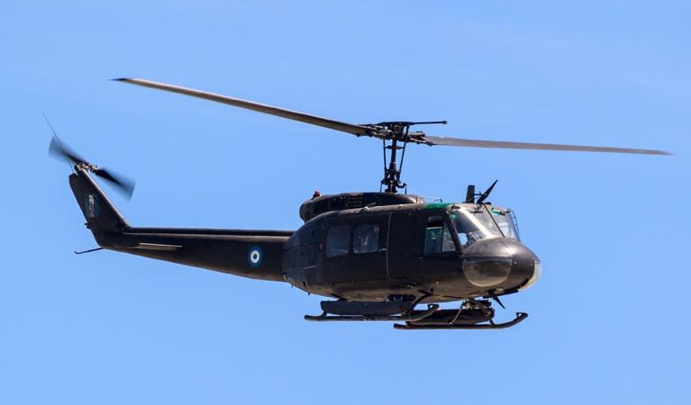 """UH-1H """"Super Huey"""""""