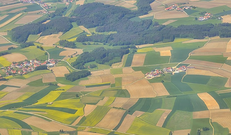 Agriculture - Helicopter Aerial Surveying