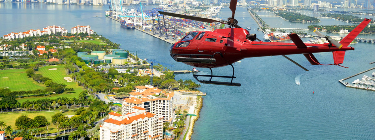 Helicopter Hotel Pick Up and Drop Off