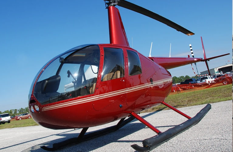 R44 Raven II - Aerial Film Production