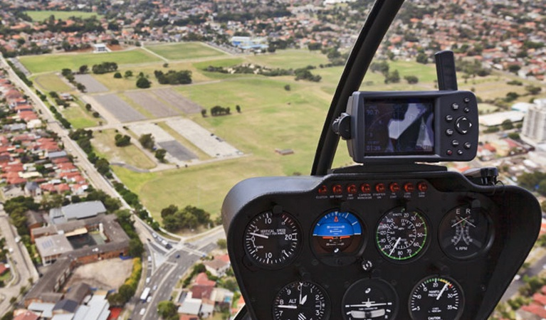 Real Estate - Helicopter Aerial Surveying