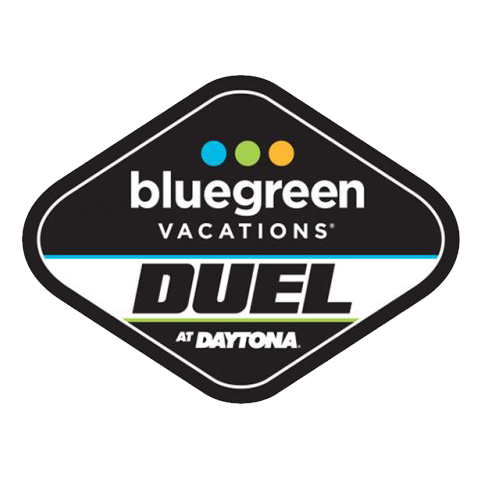 Bluegreen Vacations Duel 1 At DAYTONA - NASCAR Helicopter Charters