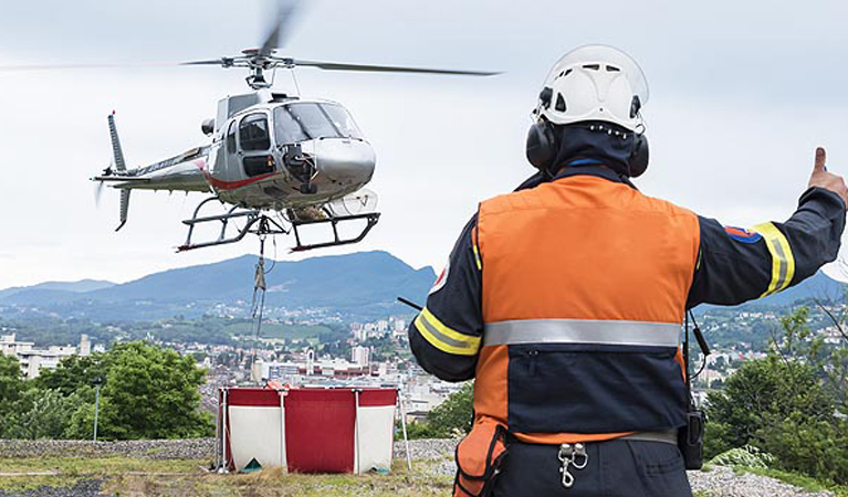 New York City Heli-Logging, Utility Servicing & Emergency Services
