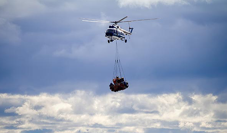 New York City Construction Helicopter Services