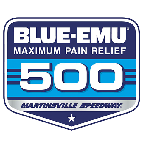 BLUE-EMU MAXIMUM PAIN RELIEF 500 - NASCAR HELICOPTER CHARTERS - 2021