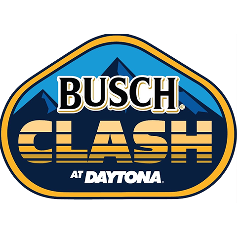 BUSCH CLASH AT DAYTONA - NASCAR HELICOPTER CHARTERS - 2021